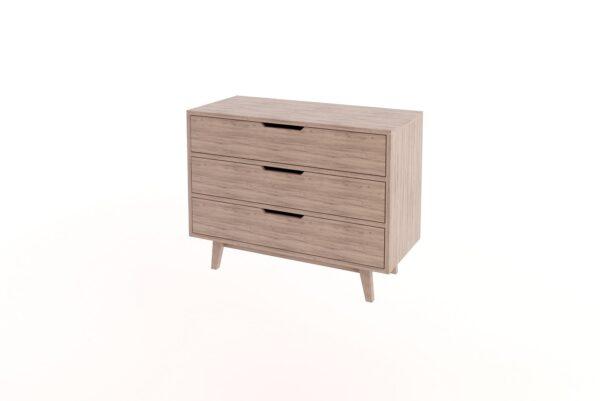 Cooper 3 Drawer Compactum