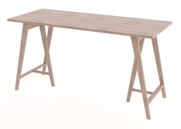 Contemporary Trestle Desk