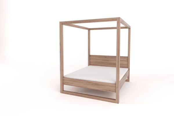 Bedroom Furniture Cooper Bed Base – Single beds