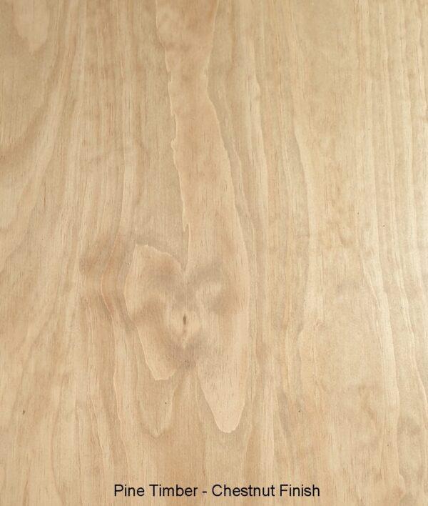 Pine - Chestnut