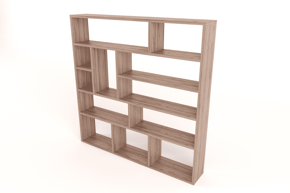 Display Shelves Contemporary Shelf 1900 x 1900 Shelving