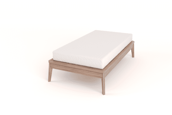 Bedroom Furniture Cooper Bed Base – Single beds