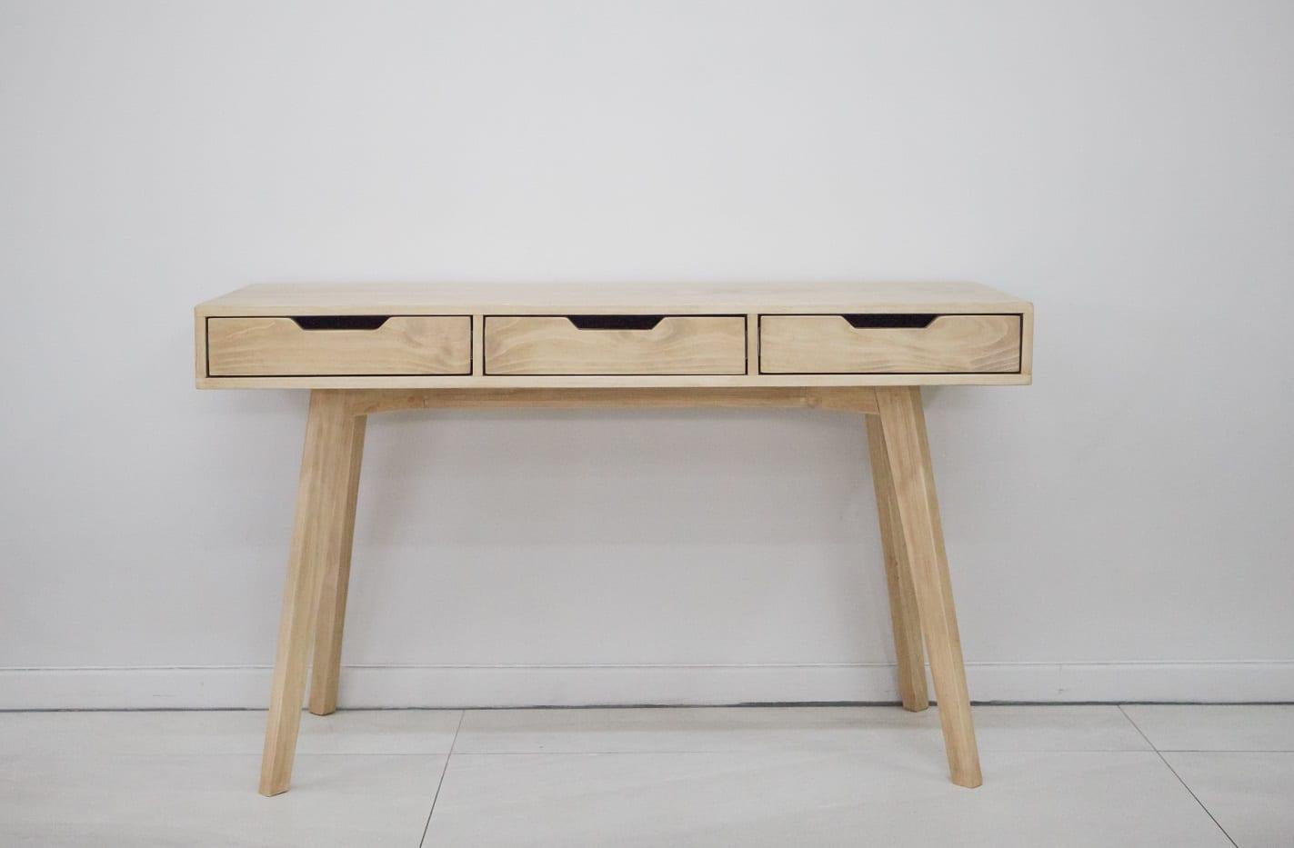 Desks & Dressers Cooper Desk with 3 Drawers Desks
