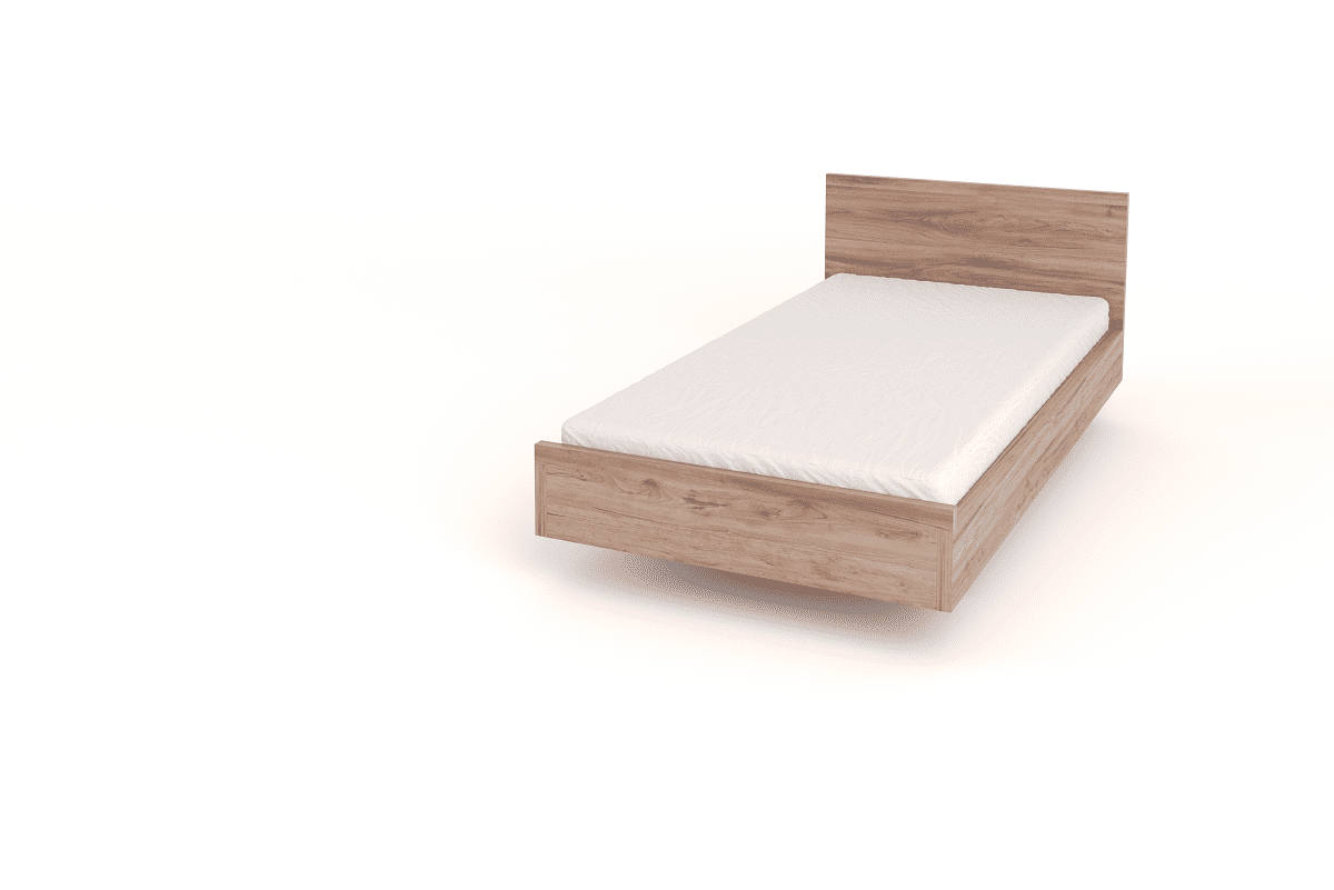 Picture of: Floating Bed With Headboard Single Eco Furniture Design Top Quality South African Furniture