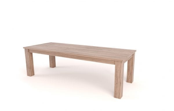 Solid Wood Heavy Style Dining Table