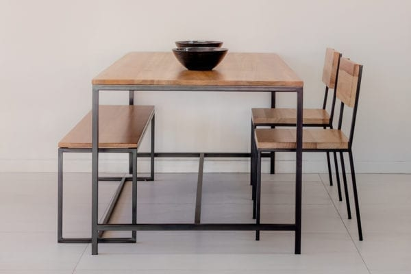Steel Table 1500
