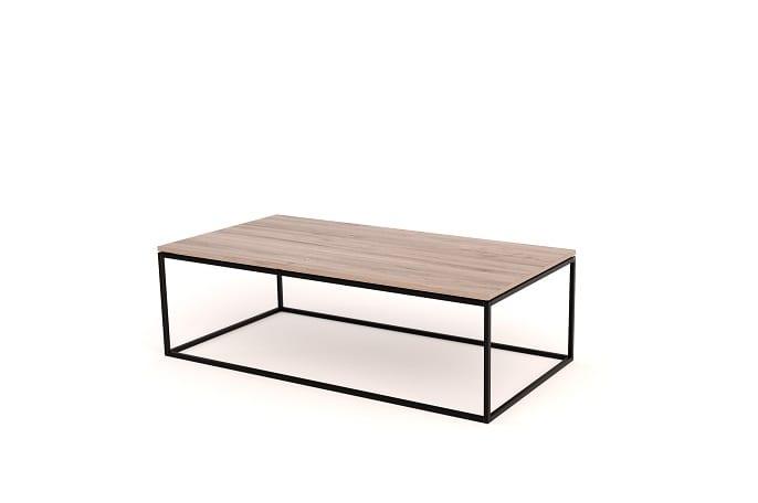 Steel Coffee Table