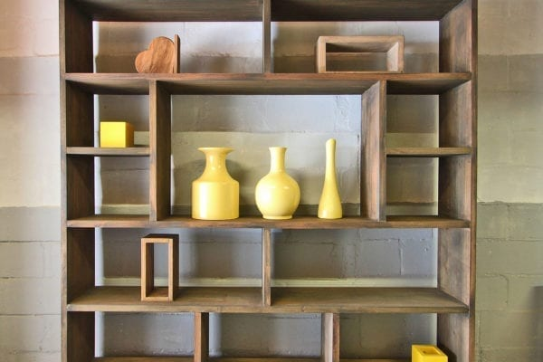 Display Shelves