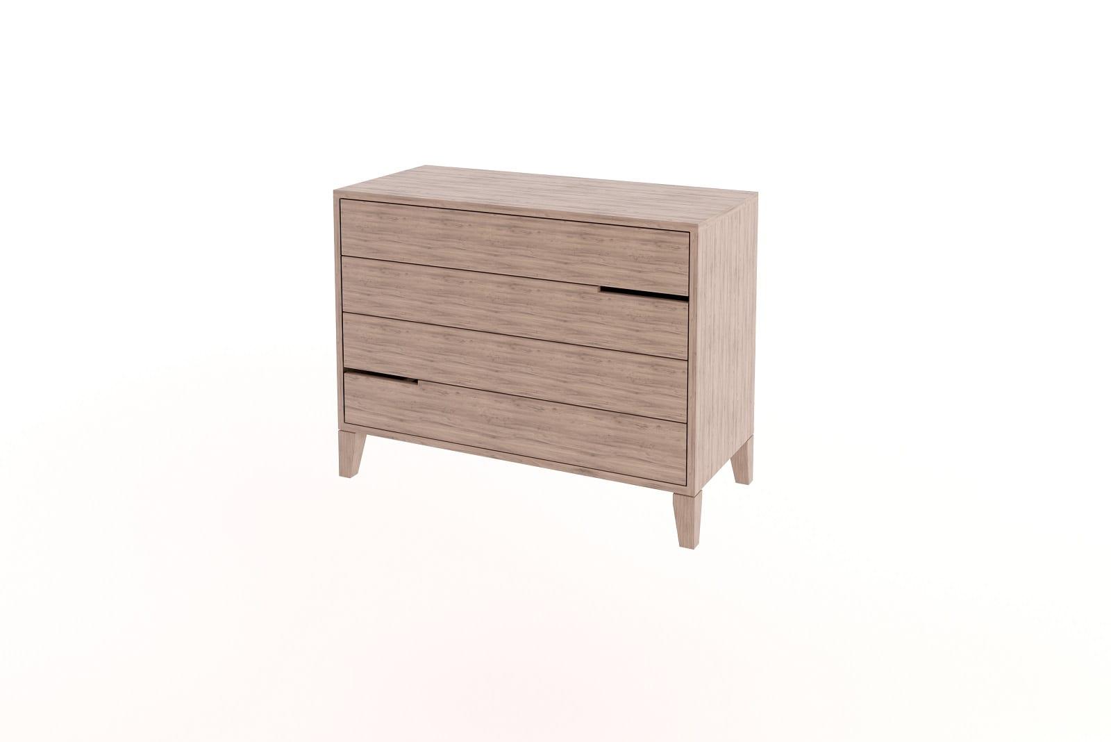 4 Drawer Cabinet