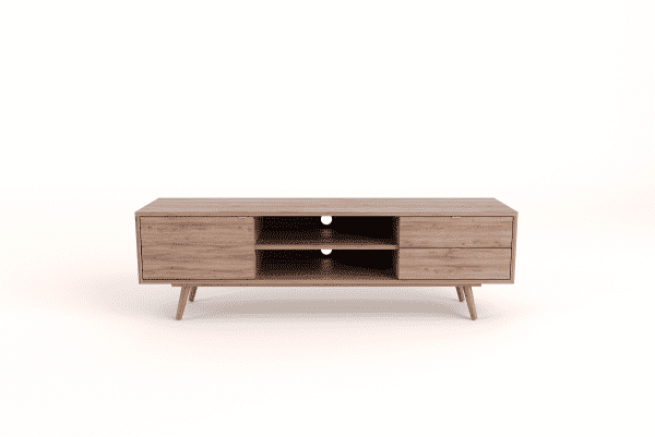 Retro Style TV Unit