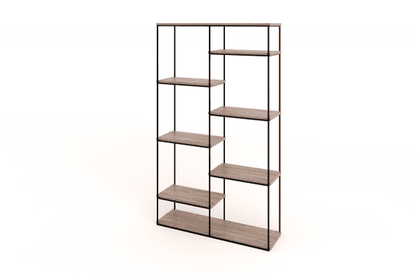 Levels Steel Shelf
