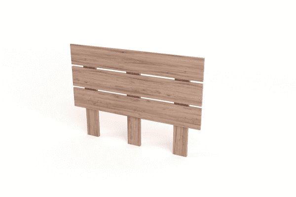 Bedroom Furniture Wide Panel Headboard – Double Headboards