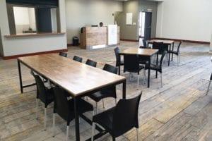 Office Desks - Common Ground Church Cape Town