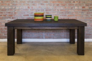 Wooden tables for sale online South Africa - Beautiful Contemporary and custom tables