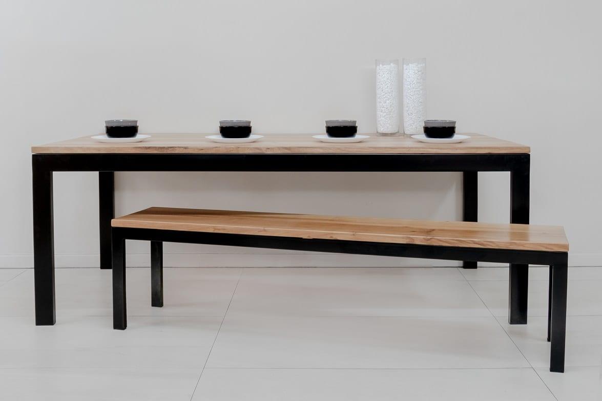 7638 Steel Table