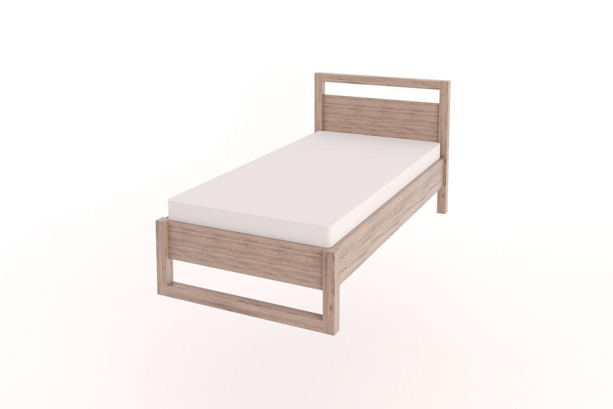 Revolve Bed Single