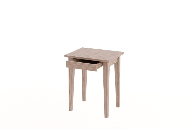 Tapered Side Table