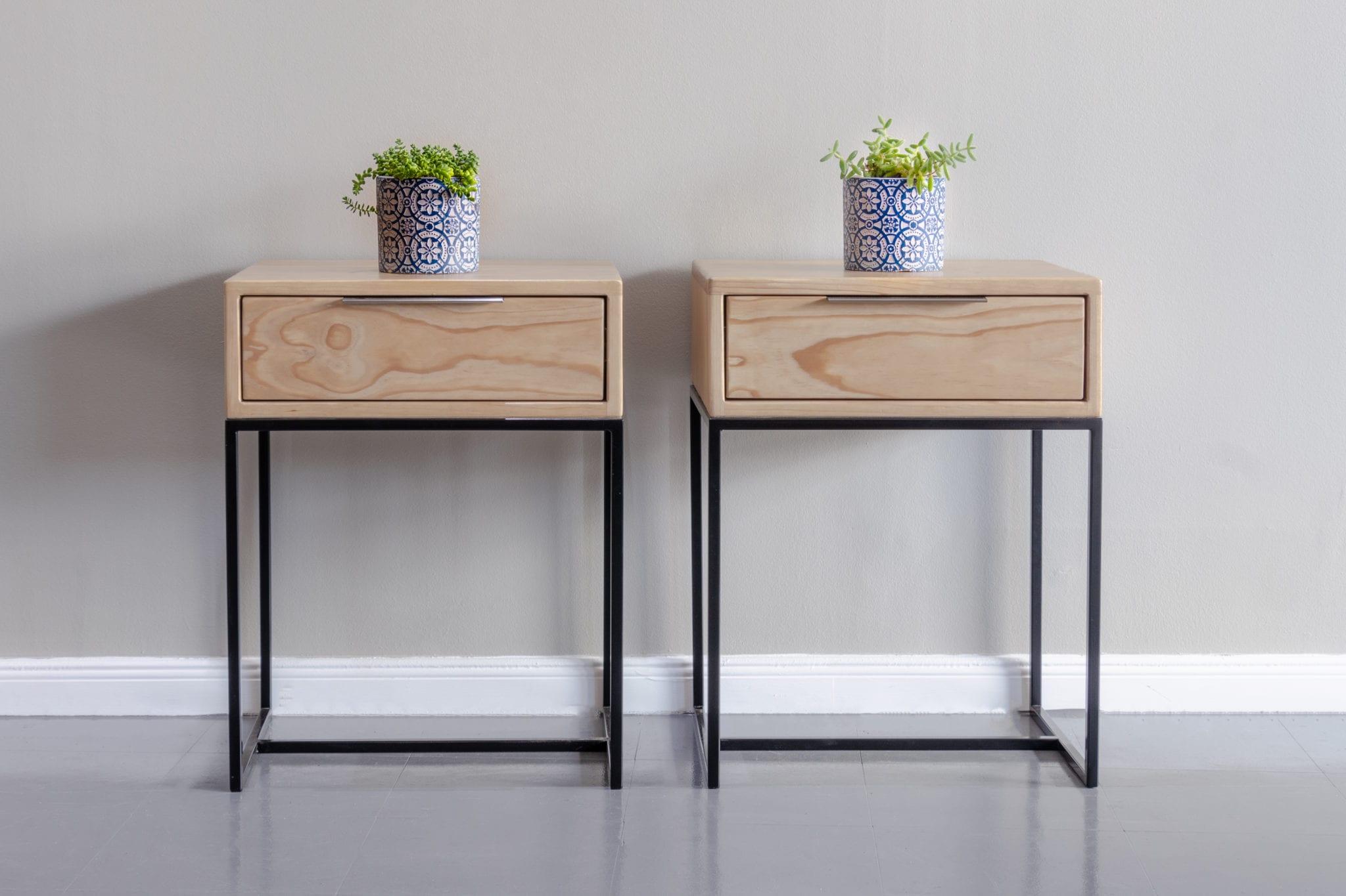 Side Table Pedestals