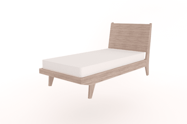Bedroom Furniture Kelly Bed With Headboard – Single beds