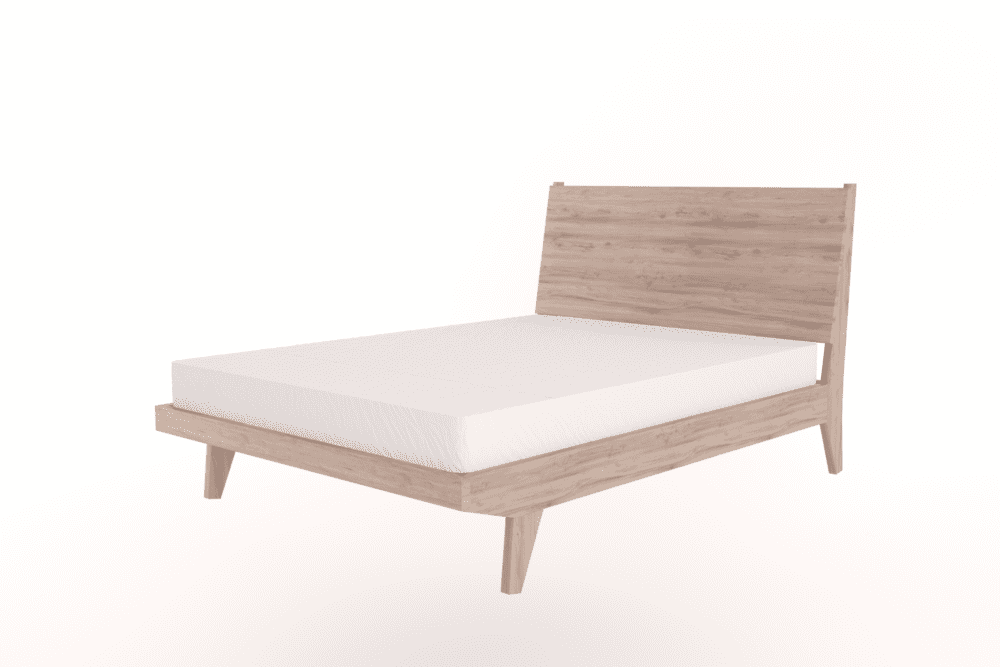 Bedroom Furniture Kelly Bed With Headboard – Double beds