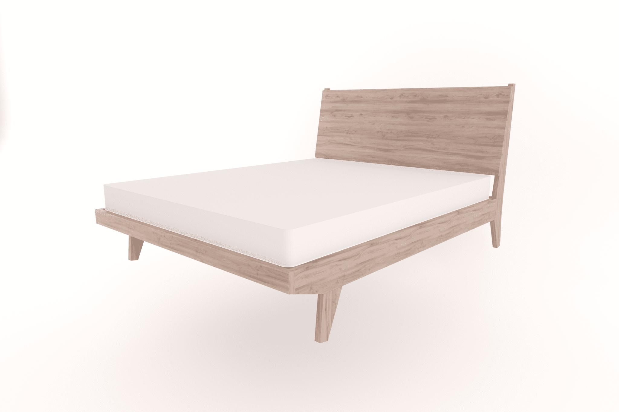 Bedroom Furniture KellyBed With Headboard – Queen beds